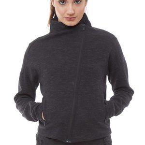 Adidas Heartracer Jacket Black/Grey S
